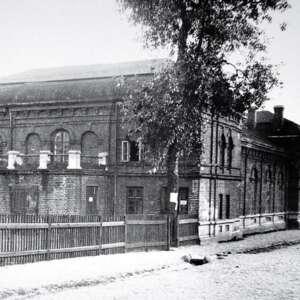 Dom Dochodowy Straży Ogniowej, w którym odczytany został Akt 5 listopada, fot. ze zbiorów ikonograficznych MRK